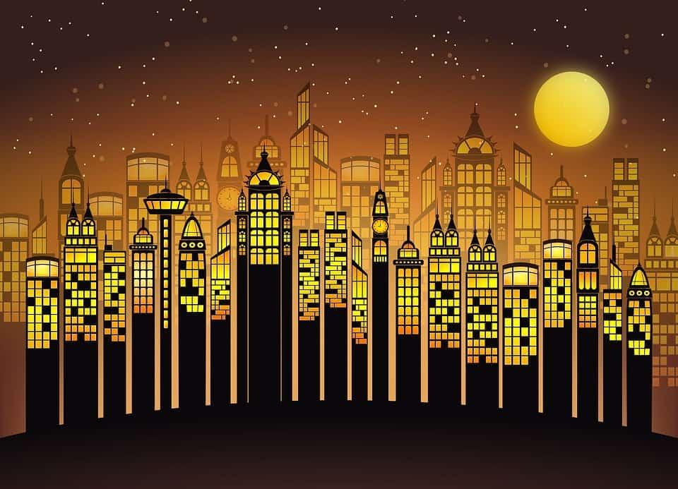 IELTS Writing Task 2 Cities