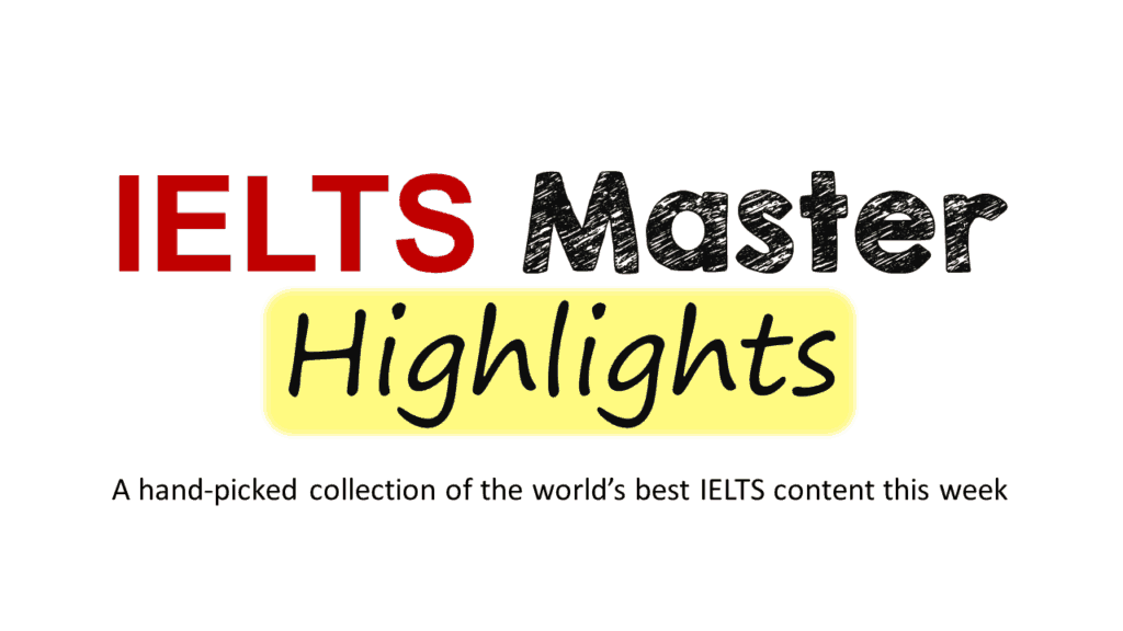 IELTS Master Highlights